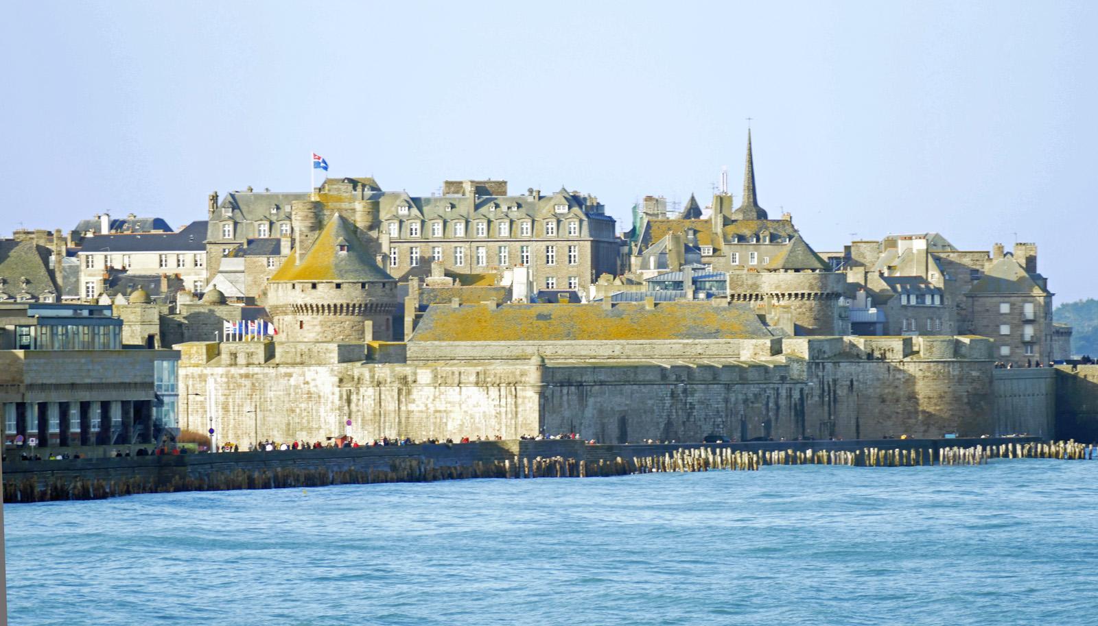 Saint Malo, la città corsara