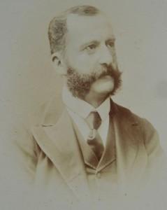 «Portrait de James de Kerjegu (1893)» par Inconnu (1893) — Château de Trévarez.