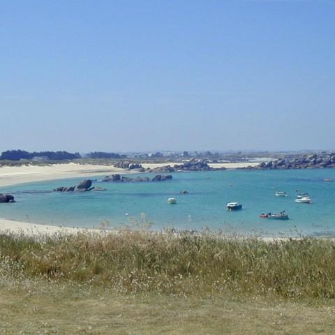 La plage de Kerlouan