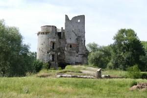 le rovine del Castello di Machecoul