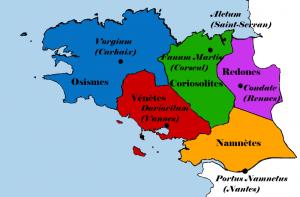 «Peuples celtes en armorique» par Foxpry — Travail personnel. Sous licence CC BY-SA 3.0 via Wikimedia Commons