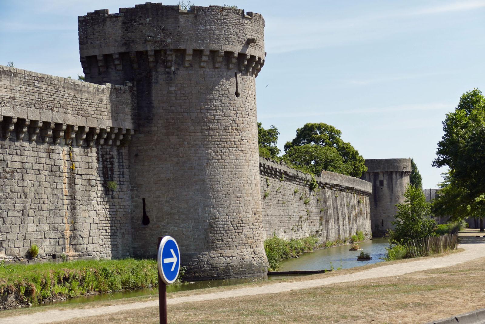 cinta muralla