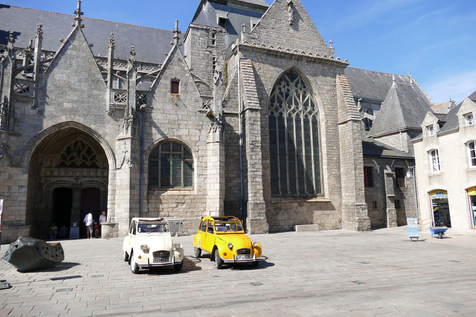 La cattedrale di Saint Aubin