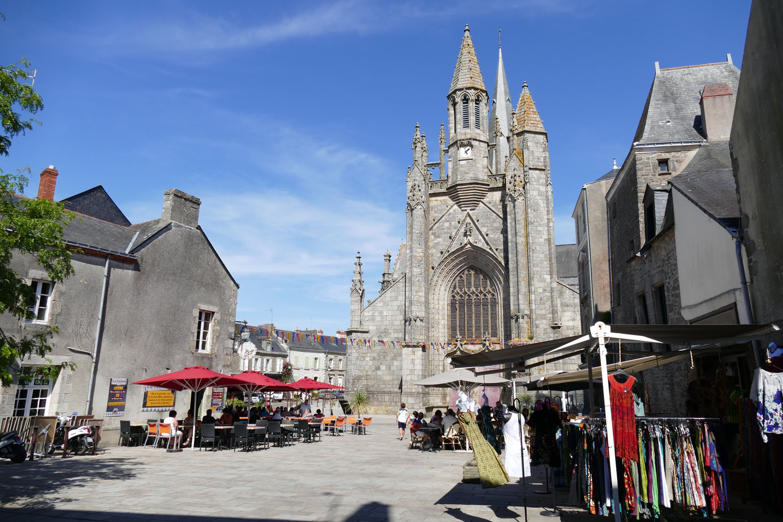 piazza Saint Aubin