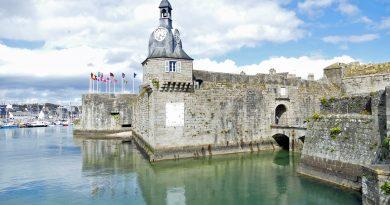 Concarneau – la cittadella gioiello della Bretagna