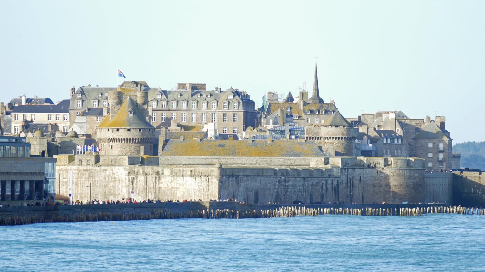 Ile et Vilaine - Saint Malo