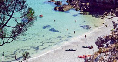 Bretagna, stessa spiaggia stesso mare